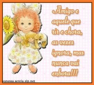 Amigo é - Imagens para facebook