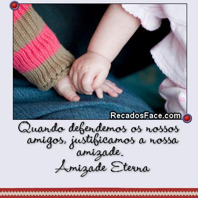 Amizade Eterna Frases E Mensagens De Amizade Eterna Para Facebook