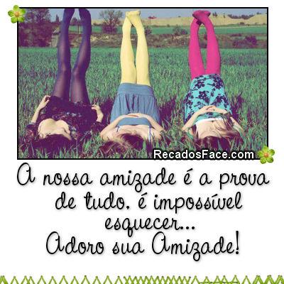 Adoro Sua Amizade Frases E Mensagens De Adoro Sua Amizade Para