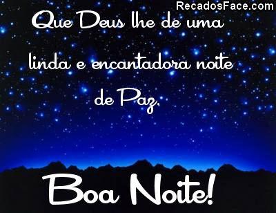 Boa Noite Frases E Mensagens De Boa Noite Para Facebook Página 8