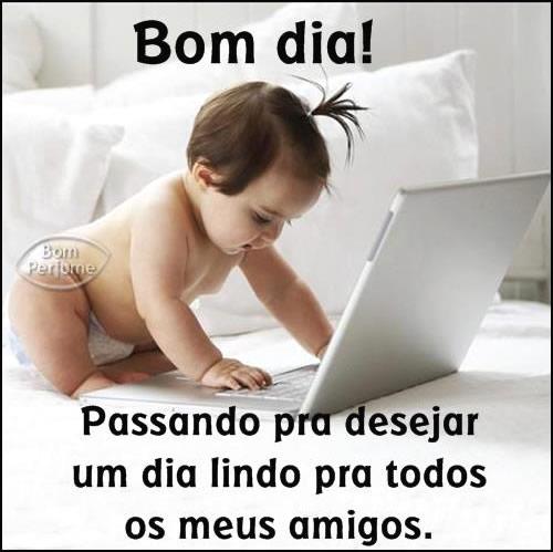 Bom Dia - Imagens para facebook