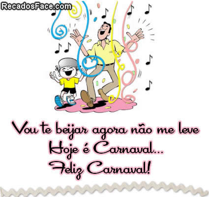 Carnaval - Imagens para facebook