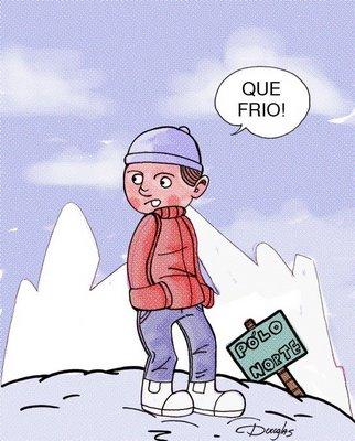 Que Frio
