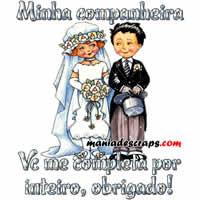marido para esposa