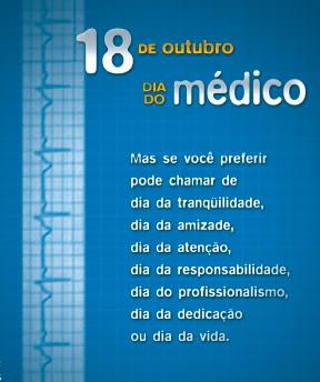 Dia do Médico - Imagens para facebook