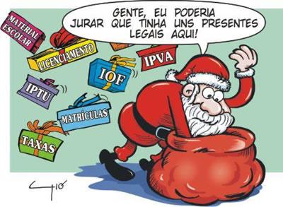 Natal engraçado - Imagens para facebook