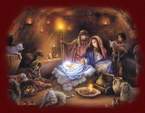 Feliz Natal Religioso