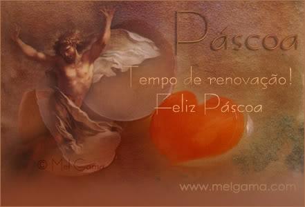 Feliz Pascoa religiosa