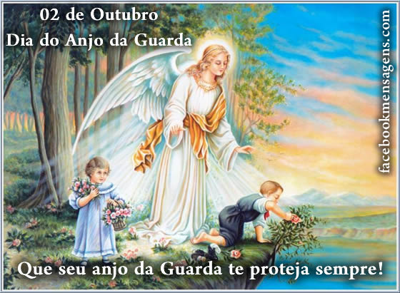 Dia do Anjo da Guarda