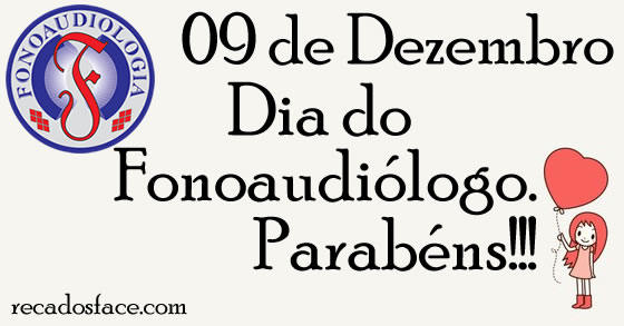 Dia do Fonoaudiólogo - Fonoaudiologia