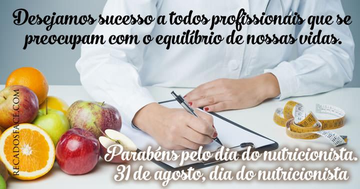 Mensagem dia do Nutricionista 07