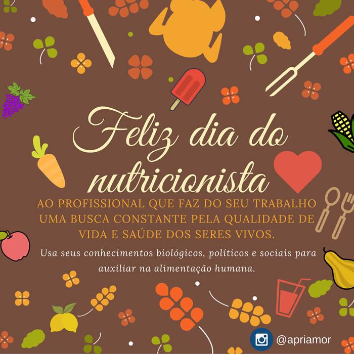 Mensagem dia do Nutricionista 06