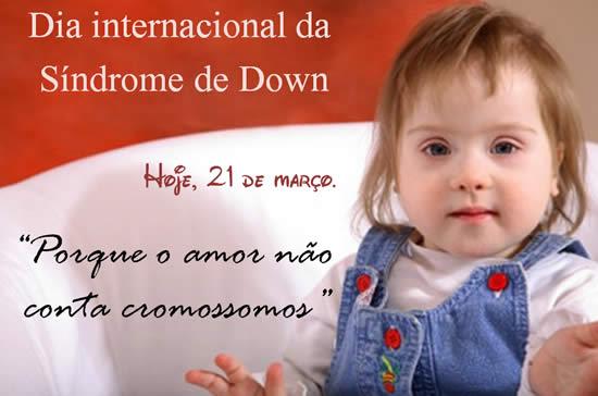 Dia internacional da Síndrome de Down! Img2