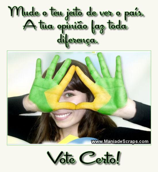 eleições eleiçao - Imagens para facebook