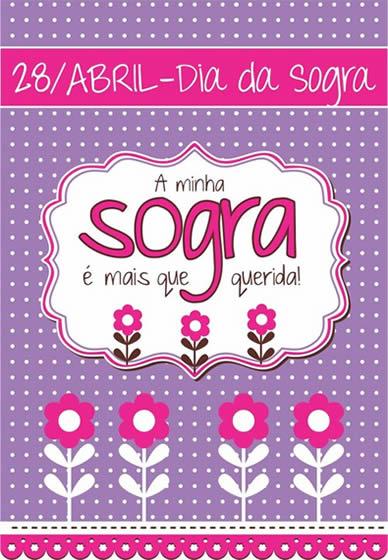Dia da Sogra - Imagens para facebook