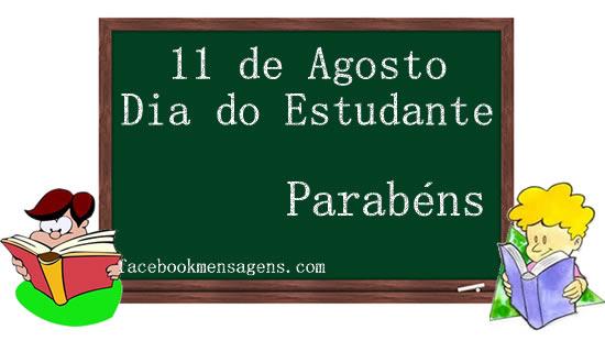 11/08 Dia do Estudante