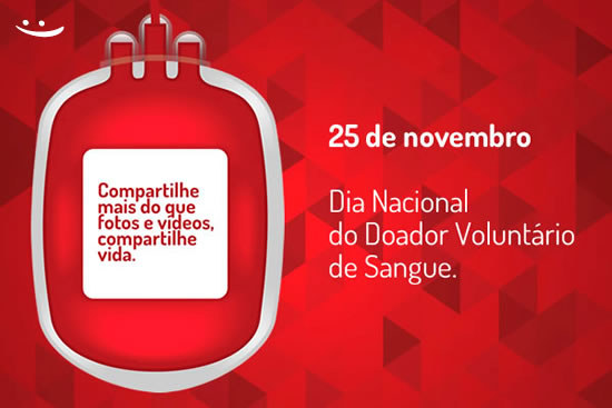 Dia Nacional do doador de sangue img2