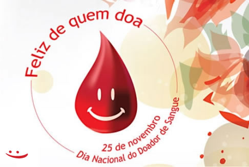 Dia nacional do doador de sangue