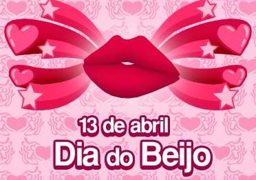 13/04 Dia do beijo