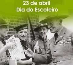 23/04 Dia do Escoteiro
