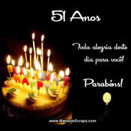 51 anos