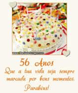 56 anos