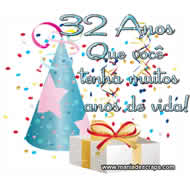 32 anos