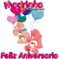 Aniversário de Madrinha