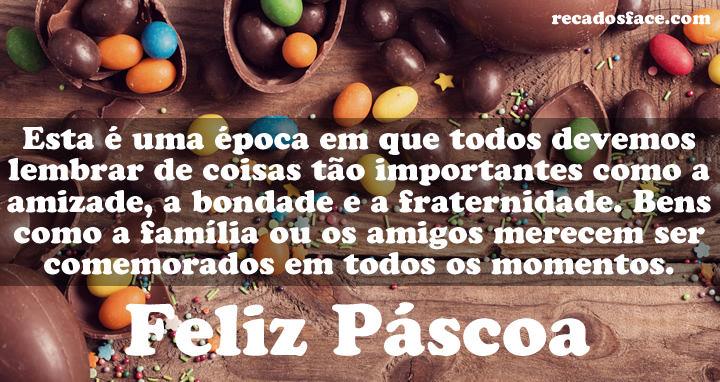 Feliz Páscoa -