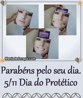 05/11 Dia do Protético