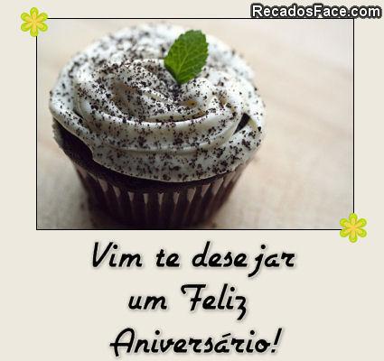 Feliz Aniversário - Imagens para facebook