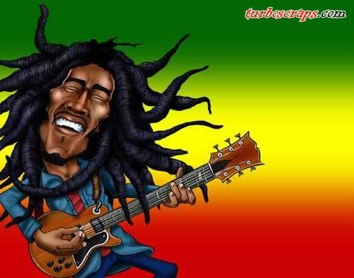 Bob Marley - Imagens para facebook