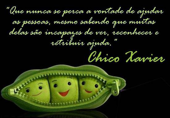 Chico Xavier Frases E Mensagens De Chico Xavier Para Facebook