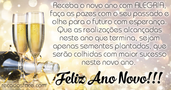 Feliz Ano Novo - New Year