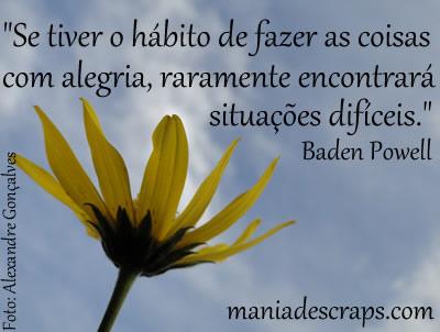 Frase de Baden Powell