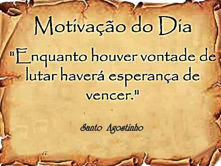 Frase motivação