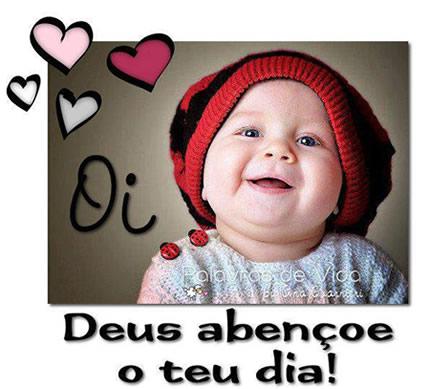 Oi - Olá - Imagens para facebook