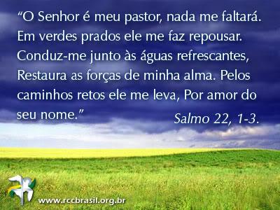 Salmos e Versículos