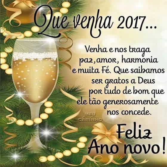 Feliz 2017 - Que venha 2017